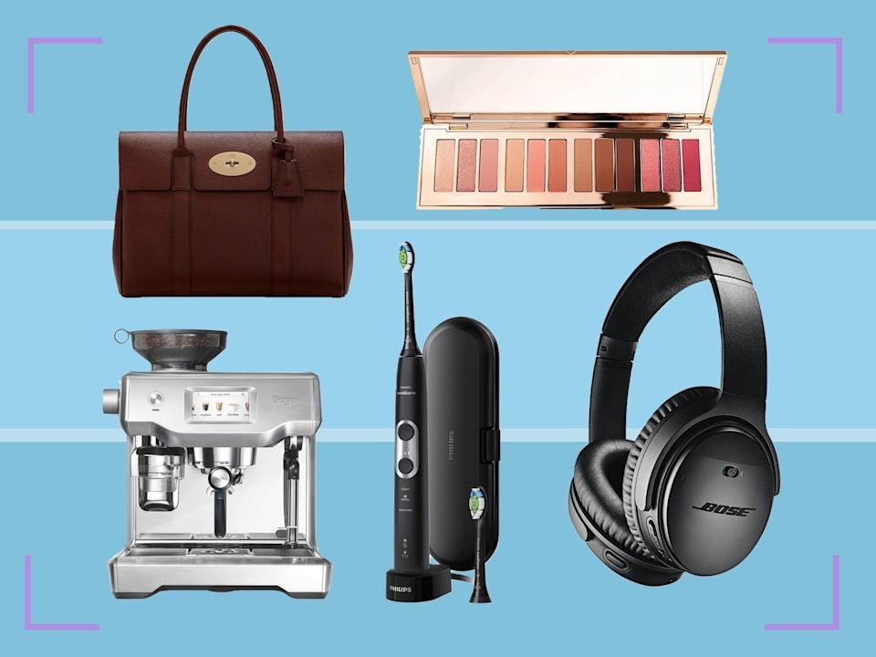 Whether you're hoping to kit out your kitchen or upgrade your toothbrush, there will be plenty of excellent deals here (The Independent )