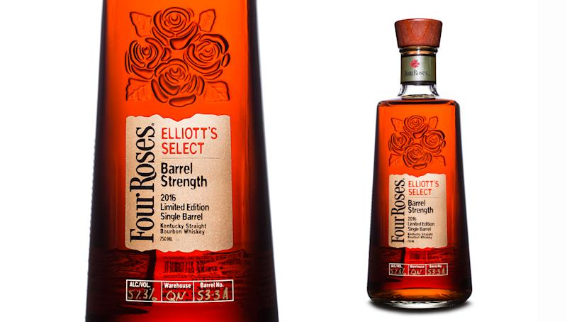 Whiskey of the Week: Four Roses Elliott's Select Bourbon