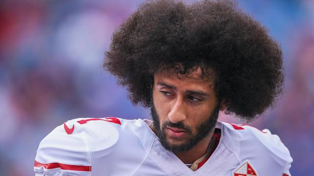 "Michael Vick added ""presentable"" hair to the list of excuses why Colin Kaepernick is still out of the NFL. Vick's reasoning is what's really sloppy."