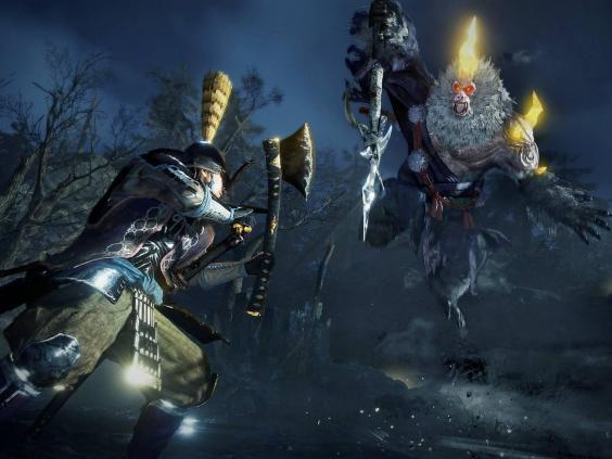 'Nioh 2' colours its historical Japanese setting with dynamic action and great RPG elements (Sony Interactive Entertainment)