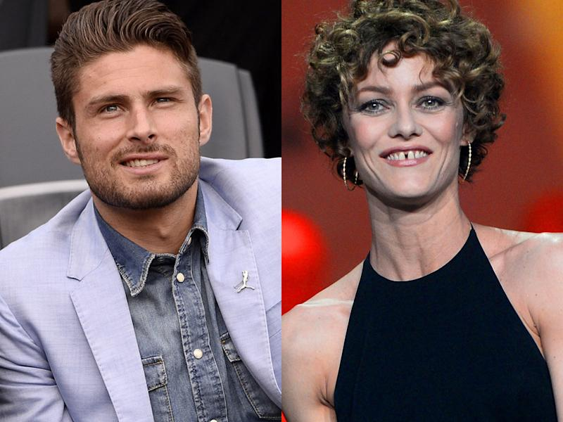 le 20h people olivier giroud a tromp sa femme vanessa paradis s 39 est coup e les cheveux. Black Bedroom Furniture Sets. Home Design Ideas