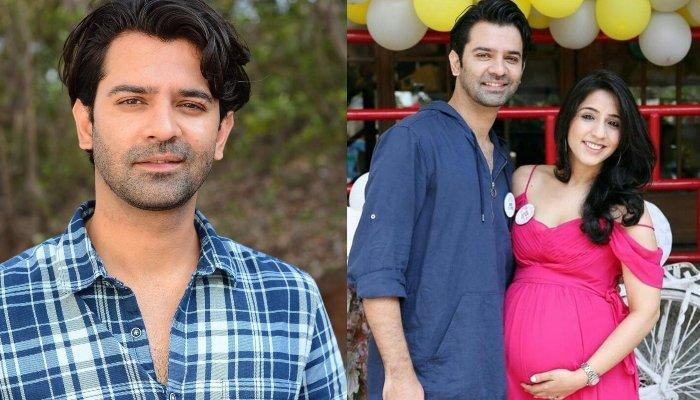 Barun Sobti Shares The First Picture Of His Baby Daughter Giving Her A Gentle Peck, She Is Adorable