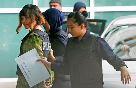 Vietnam asks Malaysia to free woman accused in Kim Jong Nam death