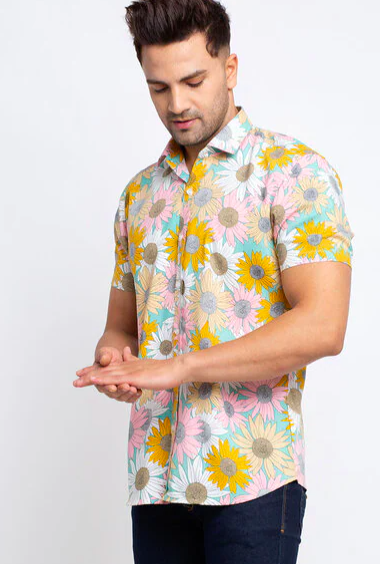 10 coolest printed shirts men can carry off with ease