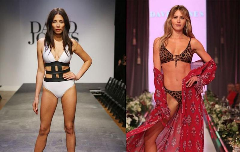 A spokesperson for David Jones confirmed to Be on Thursday morning that Australian models Jessica Gomes and Jesinta Franklin will continue working with the brand as ambassadors as well. Source: Getty