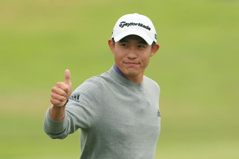 The only way is up: Collin Morikawa on his way to winning the 2020 US PGA Championship