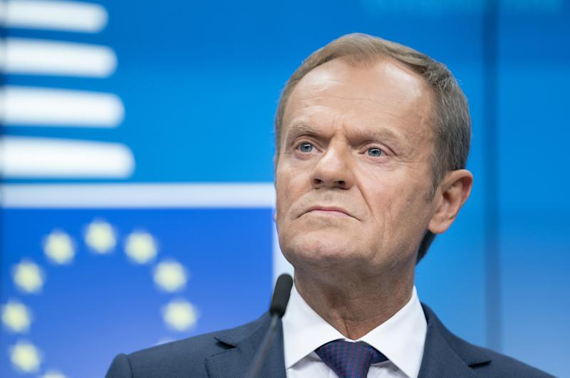 Tusk's Brexit 'Hell' Moment a Touch Provocative, Ireland Says