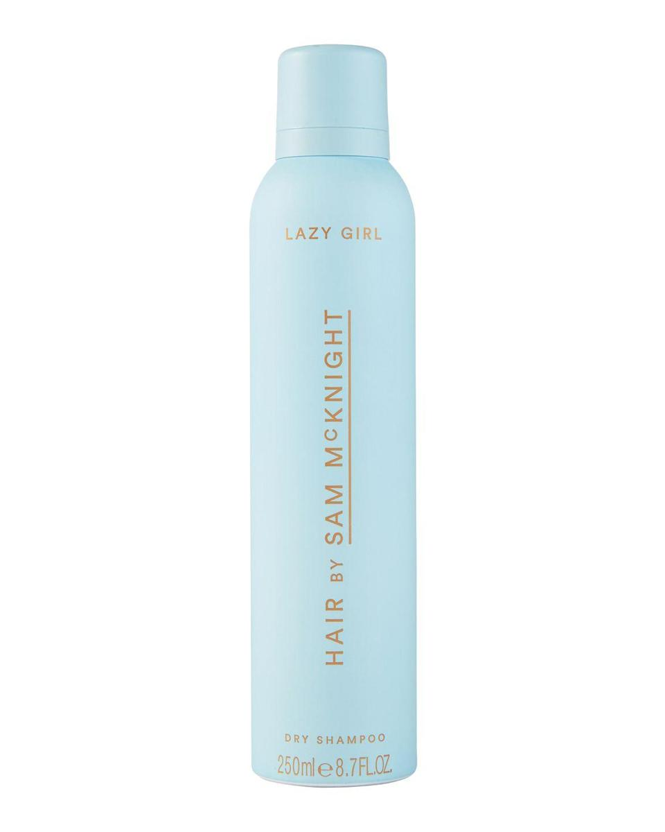 """<p><a class=""""link rapid-noclick-resp"""" href=""""https://go.redirectingat.com?id=127X1599956&url=https%3A%2F%2Fwww.cultbeauty.co.uk%2Fhair-by-sam-mcknight-lazy-girl.html&sref=https%3A%2F%2Fwww.elle.com%2Fuk%2Fbeauty%2Fhair%2Fg31948%2Fbest-dry-shampoo%2F"""" rel=""""nofollow noopener"""" target=""""_blank"""" data-ylk=""""slk:SHOP NOW"""">SHOP NOW</a></p><p>When backstage legend and hair maestro Sam McKnight launches a dry shampoo you know it's going to be good. An ultra lightweight spray, this gives any lank looking 'do a second day overhaul. </p>"""