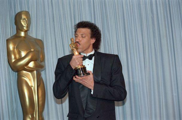 PHOTO: Lionel Richie attends the Oscars, March 24, 1986. (Bettmann Archive/Getty Images )