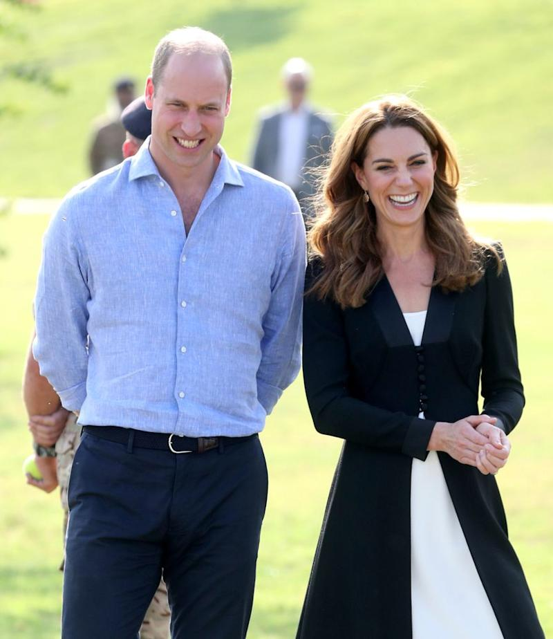 Prince William and Kate Middleton | Chris Jackson - Pool/Getty Images