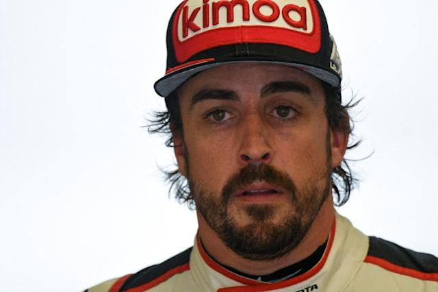Fernando Alonso not holding out hope for a miracle in Montreal (AFP Photo/Jean-Francois MONIER)