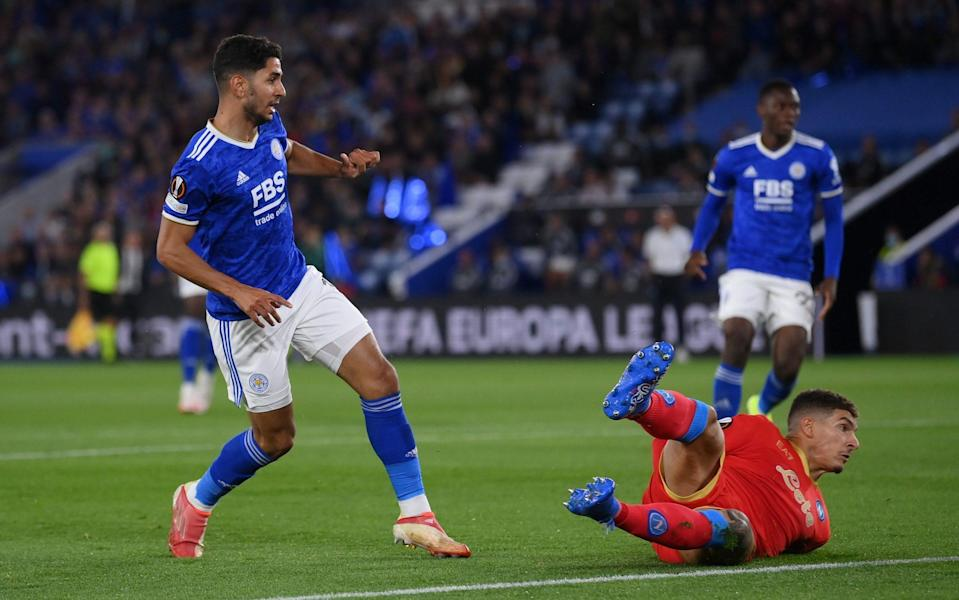 Leicester City vs Napoli, Europa League: live score and latest updates - Laurence Griffiths/Getty Images