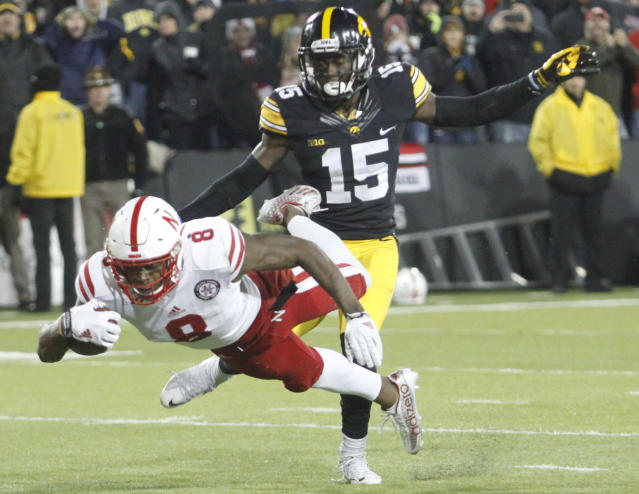 Nebraska and Iowa will play each other on Black Friday for three more seasons. (Getty)