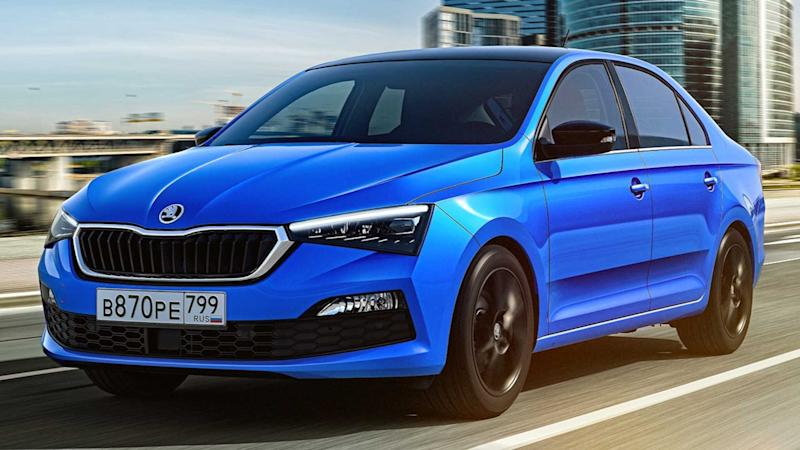 New Skoda Rapid Revealed In Russia. Will Come To India In 2021