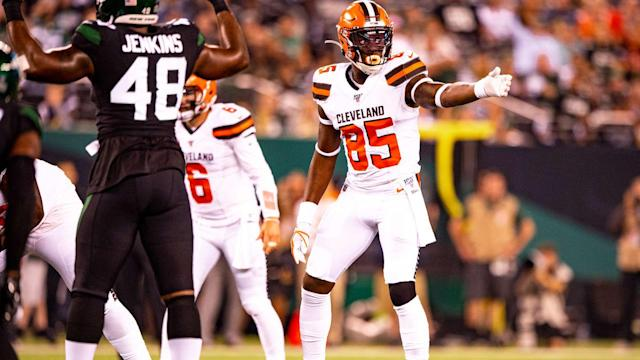 Browns dealing with variety of injuries heading into Sunday Night Football