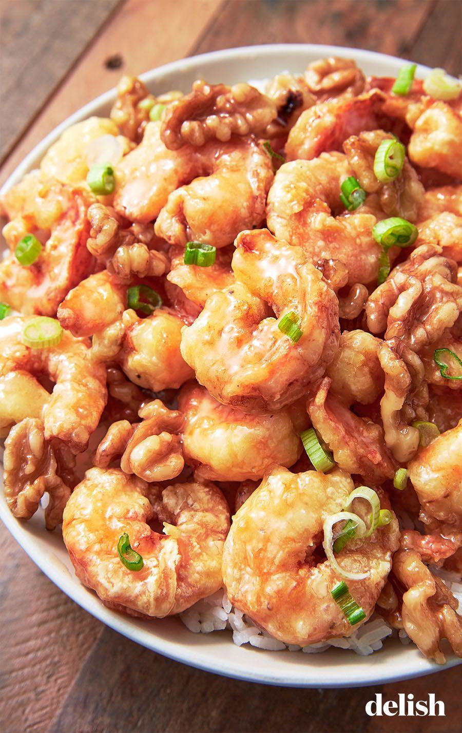"""<p>No need for take-out tonight!</p><p>Get the recipe from <a href=""""https://www.delish.com/cooking/recipe-ideas/a25861120/honey-walnut-shrimp-recipe/"""" rel=""""nofollow noopener"""" target=""""_blank"""" data-ylk=""""slk:Delish"""" class=""""link rapid-noclick-resp"""">Delish</a>. </p>"""