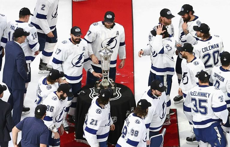 Stars, Lightning square off in unprecedented Stanley Cup final