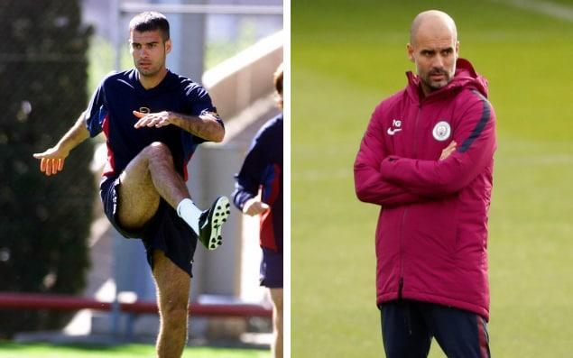 """Pep Guardiola will finally make it to Wigan's DW Stadium for competitive action tonight, 13 years after the Manchester City manager almost signed for the League One club as a player. In one of the more surreal examples of alternate football histories, then-Wigan manager Paul Jewell actually thought he had agreed a deal for Guardiola, then 34, to move to Lancashire as the ex-Barcelona player sought a deal in England towards the end of his career. Jewell's hopes ended when Guardiola's agent called to say he would instead be accepting a more lucrative offer in Qatar, before he eventually moved to Mexico, although tonight's fifth round FA Cup tie at least gives the Catalan the chance to survey the surroundings he might once have called home. """"Yeah, it was years ago,"""" said Guardiola. """"But I was not good enough! That is the truth, yeah. """"I was old, really old, as a football player to come here. I tried to come here to play in English football but I was not able. The same happened when I came here to Manchester City, with Stuart Pearce. They were so clever! """"They were so clever because I was not good enough! """"Wigan were interested in me, I didn't choose the club. It didn't happen and that's all."""" Paul Jewell was impressed with how much Guardiola knew about Wigan Credit: Getty Images Guardiola's modesty not withstanding, Jewell recalled his conversation with the City manager differently, in a later interview. """"I got a call from Guardiola's agent and he gave me Pep's number so I rang him and left a message,"""" said Jewell. """"Quite remarkably, five minutes later he rang me back. He knew all about Wigan, all about our players – I was really impressed. """"We had a terrific conversation and he told me he would like to come and play in the Premier League. His wages weren't extortionate and he was all set to come when his agent called me a couple of days later saying Pep had received a mind-blowing offer from Qatar. So it was Qatar or Wigan."""" Wigan have fallen far from their eight-seas"""