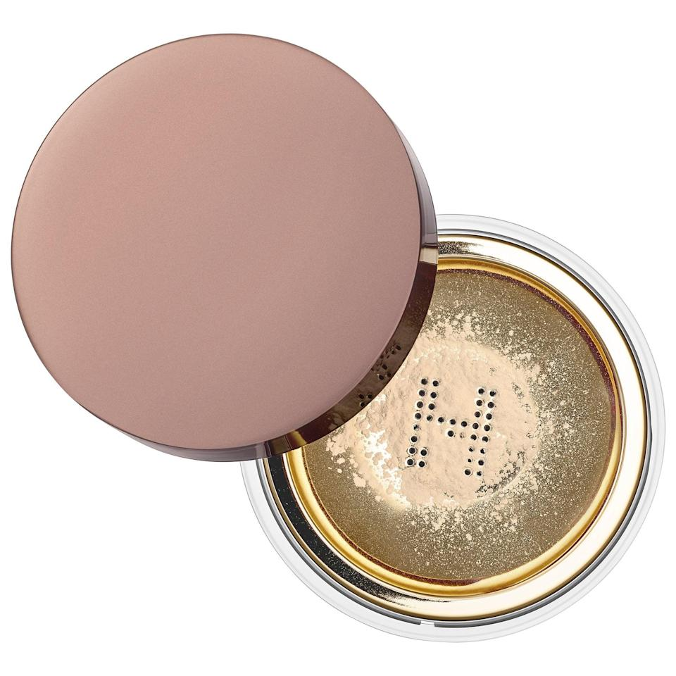 "<p>There are more than 90,000 loves for this fine <a href=""https://www.popsugar.com/buy/Hourglass-Veil-Translucent-Setting-Powder-587067?p_name=Hourglass%20Veil%20Translucent%20Setting%20Powder&retailer=sephora.com&pid=587067&price=20&evar1=bella%3Aus&evar9=47597630&evar98=https%3A%2F%2Fwww.popsugar.com%2Ffashion%2Fphoto-gallery%2F47597630%2Fimage%2F47597638%2FHourglass-Veil-Translucent-Setting-Powder&list1=makeup%2Csephora%2Cbeauty%20shopping&prop13=api&pdata=1"" class=""link rapid-noclick-resp"" rel=""nofollow noopener"" target=""_blank"" data-ylk=""slk:Hourglass Veil Translucent Setting Powder"">Hourglass Veil Translucent Setting Powder</a> ($20-$46), which features soft-focus, light-reflecting particles that can also minimize the appearance of imperfections and uneven textures, all while making sure makeup stays put. </p>"