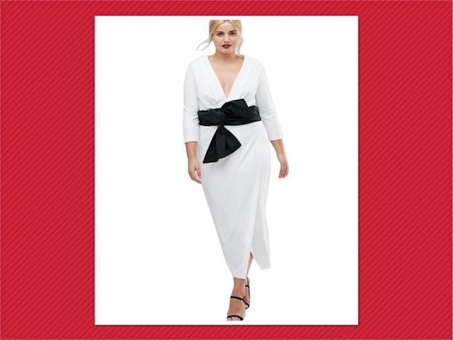 8 festive plus-size holiday dresses at every budget