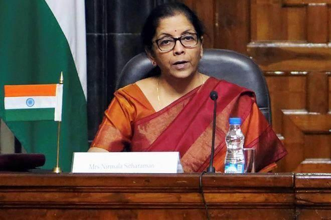 Nirmala Sitharaman, stalled housing projects,AIF,State Bank of India,LIC,Income Tax Act,NPA projects