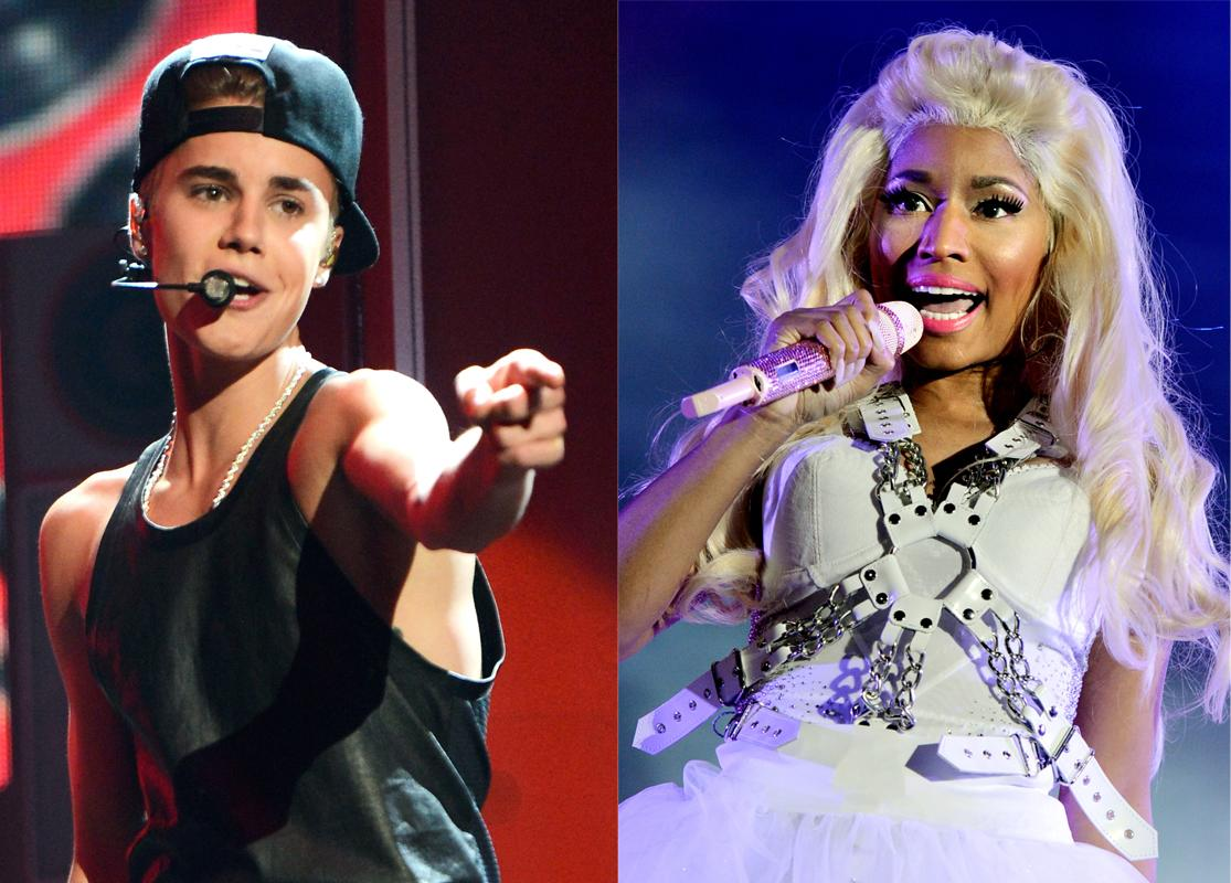 "Snub: Justin Bieber's Believe and Nicki Minaj's Pink Friday: Roman Reloaded were also passed over for Best Pop Vocal Album. Bieber's My World 2.0 was nominated in this category two years ago. Minaj's Pink Friday was nominated for Best Rap Album last year. She was moved over to the pop field this year to reflect the fact that many view now her as primarily a pop artist. (The two stars team for a current top 15 hit, ""Beauty And A Beat."")"