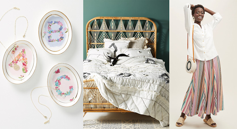 Anthropologie have opened an online outlet where you can shop all the best deals [Photos: Anthropologie]