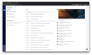 Developers streamline daily work with the User Dashboard