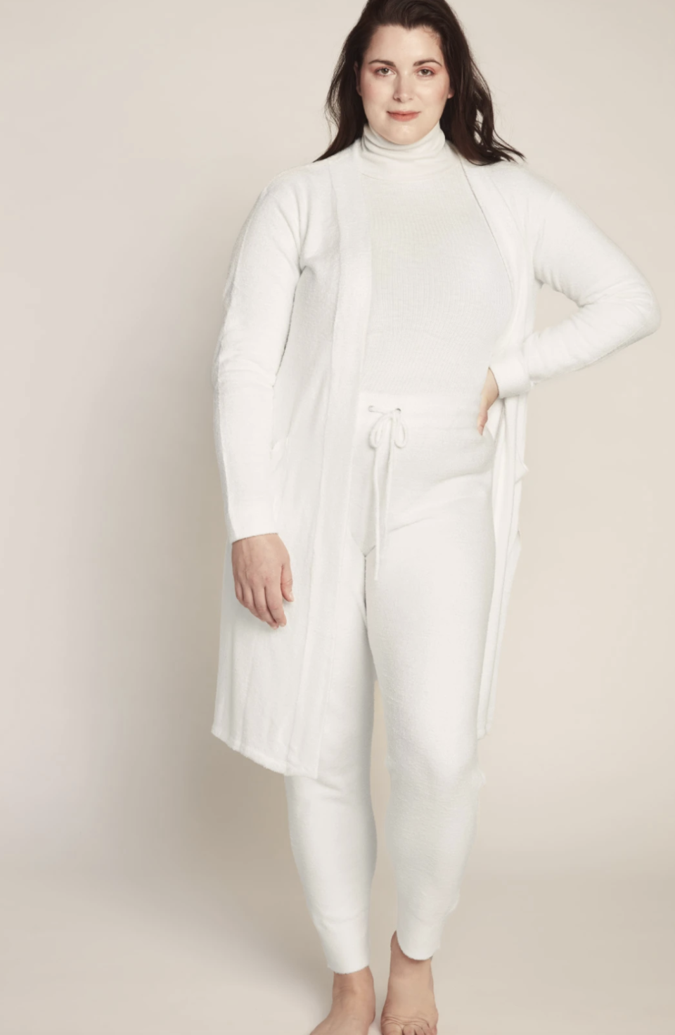 Cozzzy Lounge Cardigan from Knix, $80.