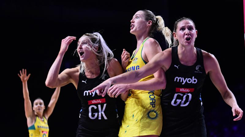 World Cup glory for New Zealand's netball Silver Ferns