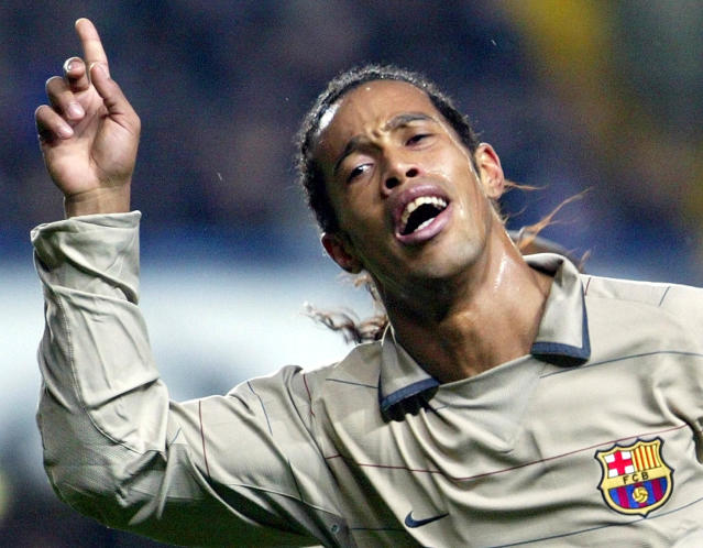Soccer legend Ronaldinho (Photo: AP)