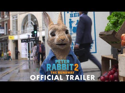 """<p><strong>Watch in cinemas now</strong></p><p>Peter Rabbit is back for a second instalment of the family adventure franchise, starring Daisy Ridley, James Corden, Domhnall Gleeson, Elizabeth Debicki.</p><p>Despite his efforts, Peter can't seem to shake his reputation for mischief among the other rabbits. Once he adventures out of the garden Peter finds himself in a world where mischief is appreciated, but soon his family come to bring him home.<br></p><p><a href=""""https://youtu.be/euGHcnyUo84"""" rel=""""nofollow noopener"""" target=""""_blank"""" data-ylk=""""slk:See the original post on Youtube"""" class=""""link rapid-noclick-resp"""">See the original post on Youtube</a></p>"""