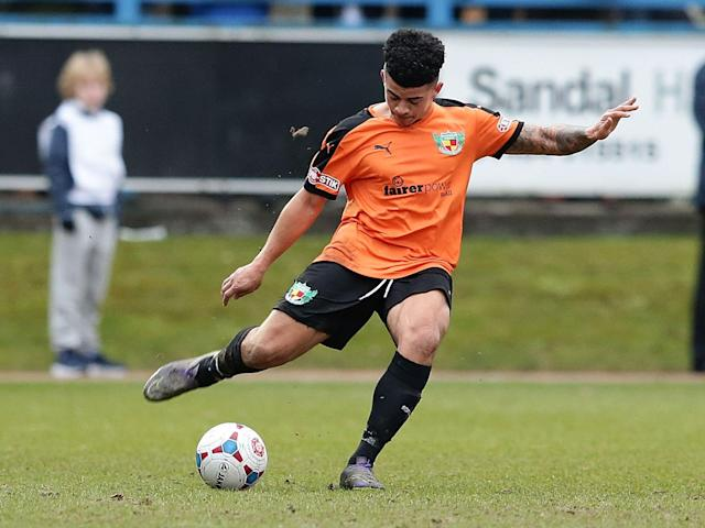 Leicester City sign Josh Gordon from non-league side Stafford Rangers