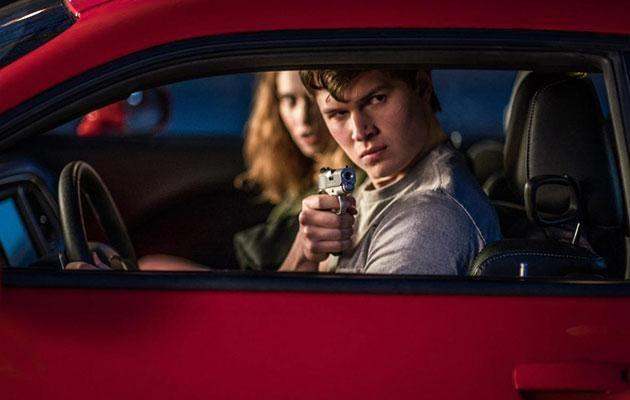 Ansel Elgort stars as Baby in the high-octane flick Baby Driver. Source: Sony Pictures