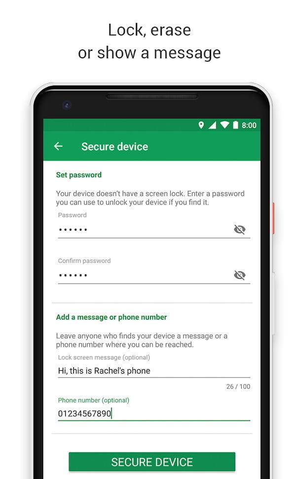 mejores apps android google find my devices 3