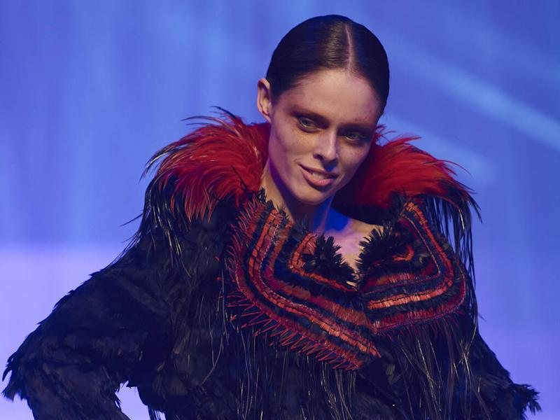 Coco Rocha 'cried for an hour' after Jean Paul Gaultier's final show