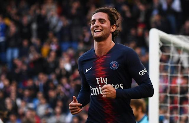 Barcelona confirm talks with Adrien Rabiot but deny breaching transfer regulations