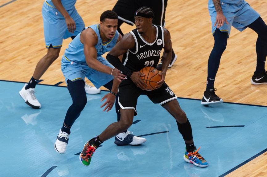 Caris Levert S 43 Points Not Enough As Undermanned Nets Fall To Grizzlies 115 110