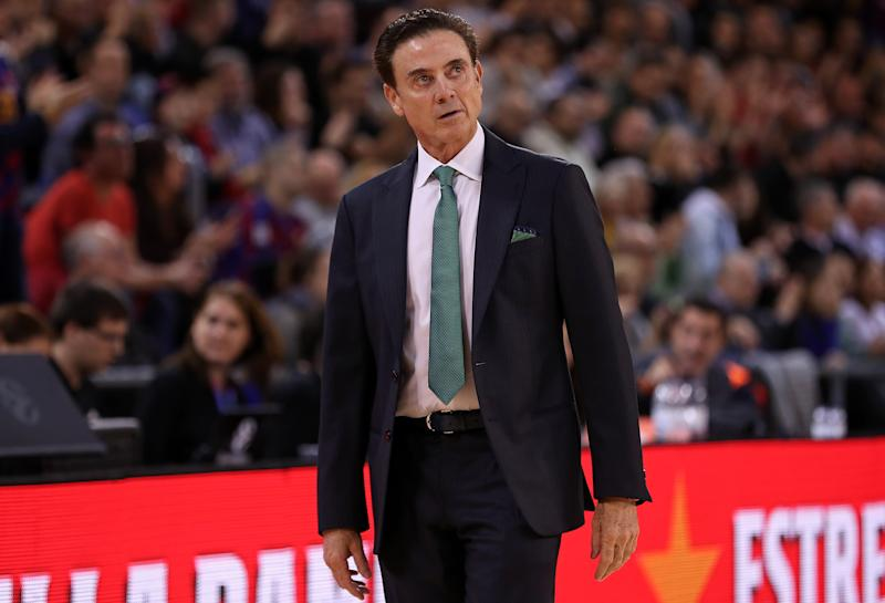 Months after settling his lawsuit against Louisville, Rick Pitino settled a similar lawsuit with Adidas on Monday. (Joan Valls/Urbanandsport/NurPhoto/Getty Images)