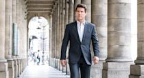 """<p>Despite many studios rushing to shut down productions amid the coronavirus pandemic, <a href=""""https://www.popsugar.com/entertainment/Mission-Impossible-7-Mission-Impossible-8-Release-Dates-45749103"""" class=""""link rapid-noclick-resp"""" rel=""""nofollow noopener"""" target=""""_blank"""" data-ylk=""""slk:Tom Cruise's Mission: Impossible 7"""">Tom Cruise's <strong>Mission: Impossible 7</strong></a> is still hard at work. While production has halted in Italy, the cast and crew <a href=""""https://www.cinemablend.com/news/2492821/yes-tom-cruise-is-still-filming-dangerous-stunts-for-mission-impossible-7-despite-coronavirus"""" class=""""link rapid-noclick-resp"""" rel=""""nofollow noopener"""" target=""""_blank"""" data-ylk=""""slk:resumed work in the UK"""">resumed work in the UK</a>. The film is still <a href=""""https://variety.com/2020/film/news/mission-impossible-7-esai-morales-nicholas-hoult-1234613115/"""" class=""""link rapid-noclick-resp"""" rel=""""nofollow noopener"""" target=""""_blank"""" data-ylk=""""slk:slated to drop on Nov. 19, 2021"""">slated to drop on Nov. 19, 2021</a>. </p> <p><strong>Mission: Impossible 8</strong> is also set to release on Nov. 4, 2022.</p>"""