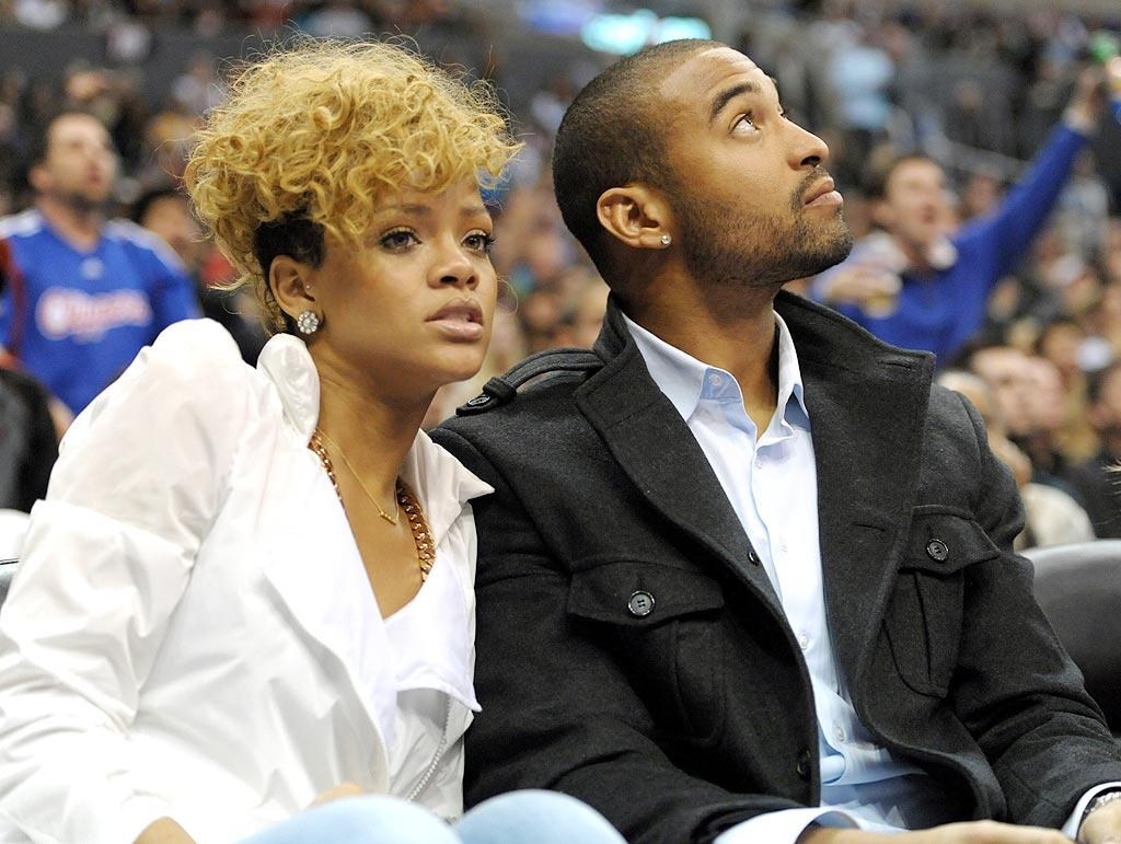 """Perez Hilton exclaimed, """"Rihanna and her [baseball player] boyfriend, Matt Kemp, have gotten engaged!"""" After commenting """"that was FAST,"""" Perez related, """"Matt surprised Rihanna last week when he approached her and asked for her hand in marriage. She said yes."""" A source close to Rihanna tells <a href=""""http://www.gossipcop.com/rihanna-engaged-matt-kemp-false/"""" target=""""new"""">Gossip Cop</a> whether the singing sensation is tying the knot or not. Kirby Lee/<a href=""""http://www.wireimage.com"""" target=""""new"""">WireImage.com</a> - January 16, 2010"""