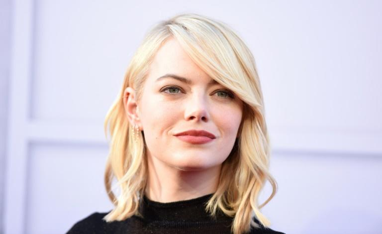 """Emma Stone, who won an Oscar for best actress as a struggling performer in """"La La Land,"""" tops Forbes'  2017 list of the world highest paid actresses"""