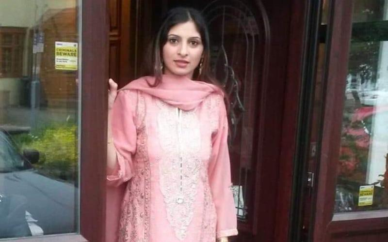 Sana Muhammad died in the attack in east London - Sana Muhammad/Facebook