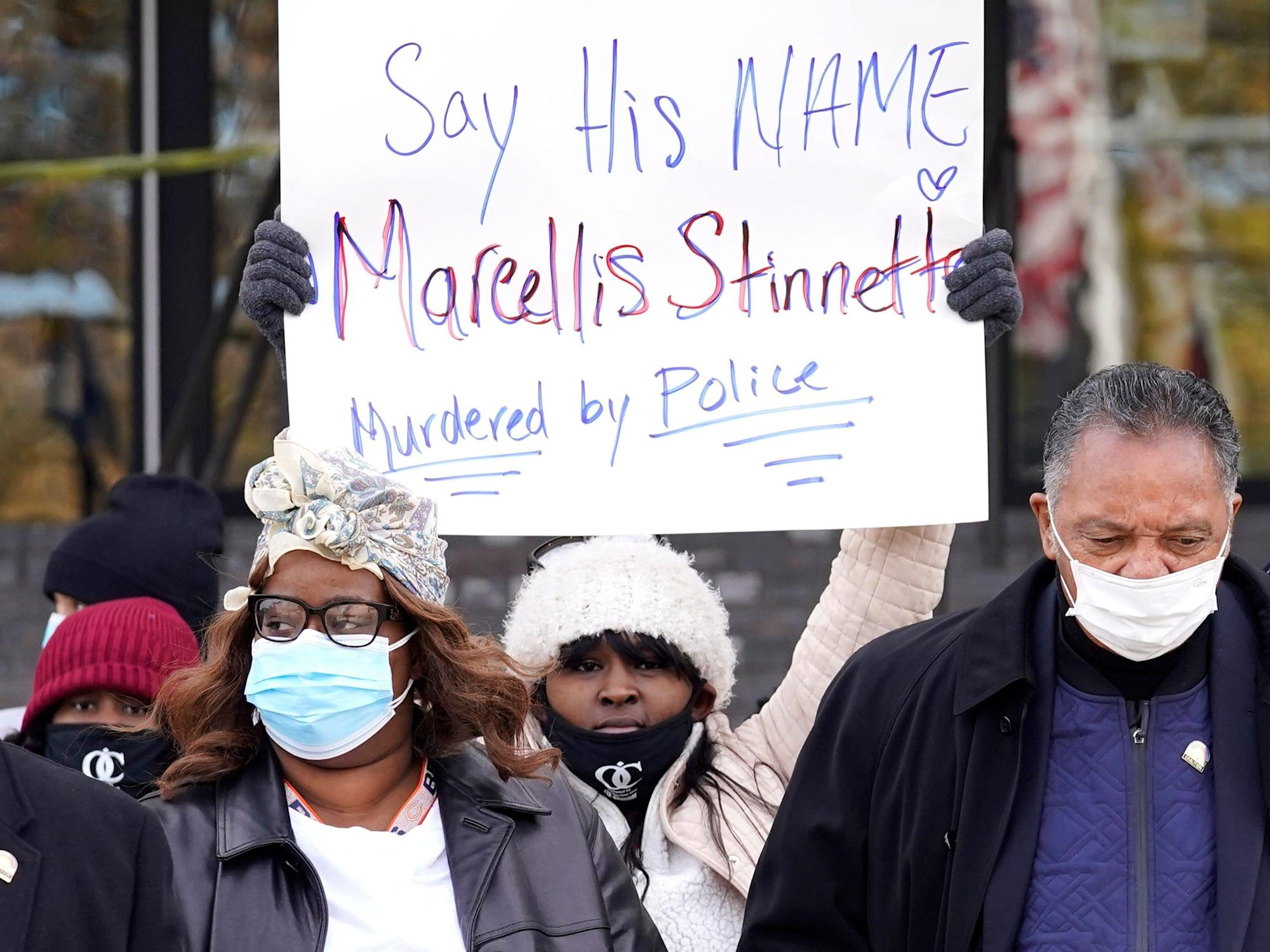 Illinois officers who fatally shot a Black teen left him to bleed out on the ground for 8 minutes without treatment, his mother alleges in a lawsuit
