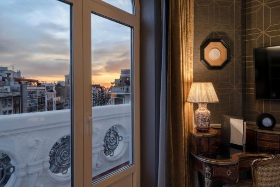 The Detalle Junior Suite at Heritage Madrid (Heritage Madrid )