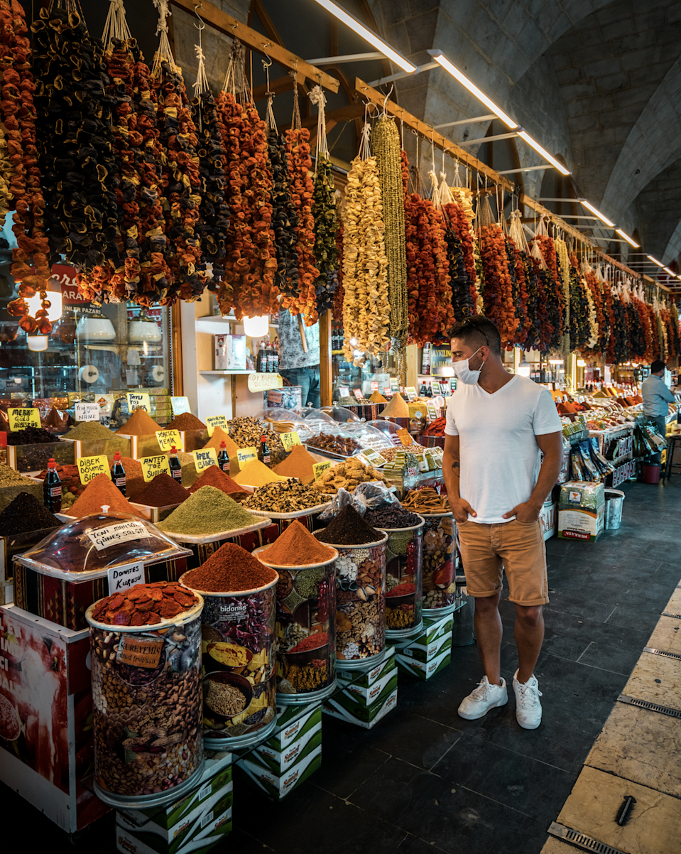 """Spanish travel influencer Alvaro Rojas says the pandemic has meant""""fewer projects, meager marketing budgets, and alot of travel restrictions."""""""