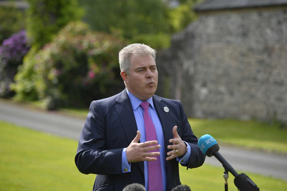 Secretary of State Brandon Lewis is expected to outline his intentions on Northern Ireland's abortion laws (Mark Marlow/PA) (PA Wire)