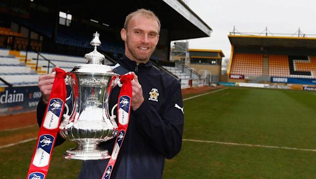 <p>Luke Chadwick, a man who unlike many, has a Premier League winners medal. Chadwick achieved success as a bit part player for Manchester United as a youngster between 1999 and 2003 making 25 league appearances for the club. </p>
