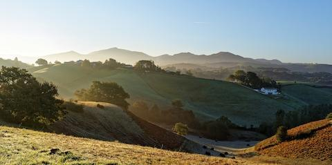 A typical Basque landscape - Credit: GETTY