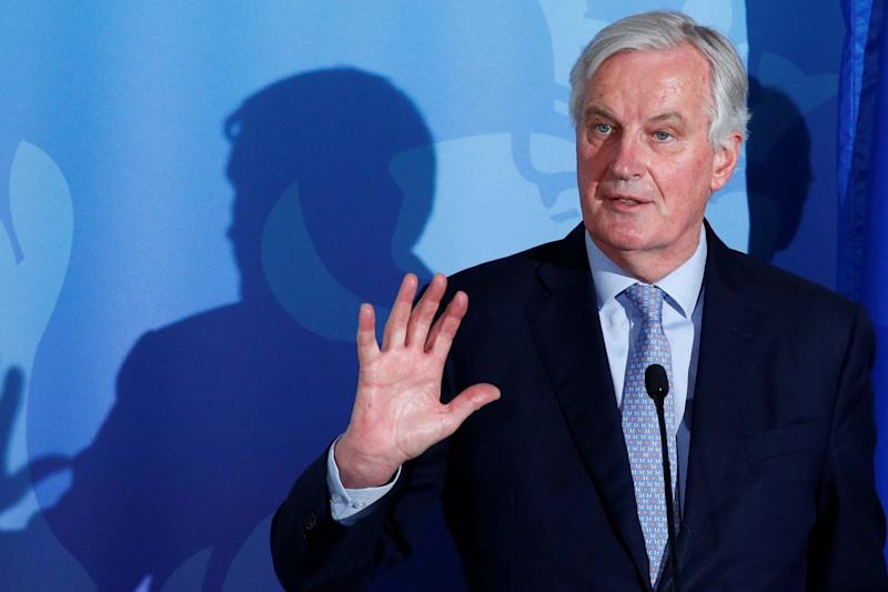 Michel Barnier has repeatedly called for alignment (REUTERS)